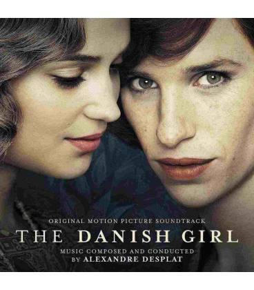 The Danish Girl/Desplat (1)-1 CD