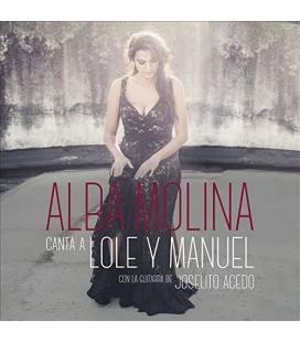Alba Canta A Lole Y Manuel-1 CD