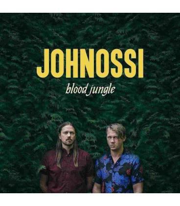 Blood Jungle-1 CD