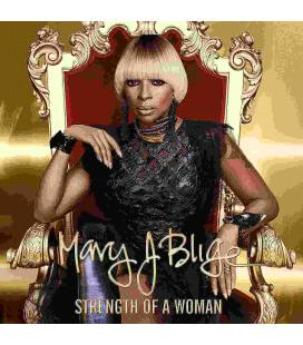 Strength Of A Woman-1 CD