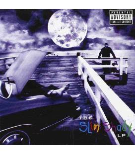 The Slim Shady Lp-1 CD