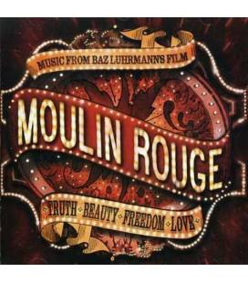 Moulin Rouge (Revisada)-1 CD