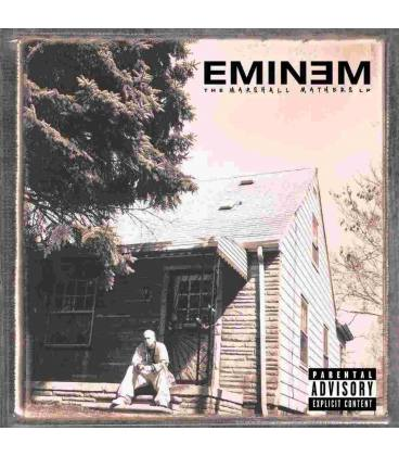 The Marshal Mathers Lp 2-1 CD