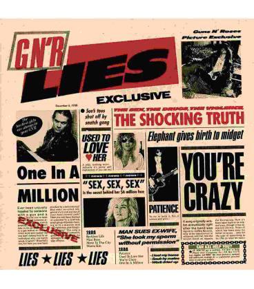 Lies-1 CD
