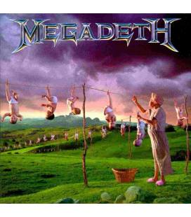 Youthanasia-1 CD