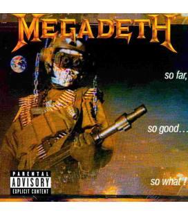 So Far So Good So What-1 CD