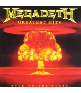 Greatest Hits Back To The Start-1 CD