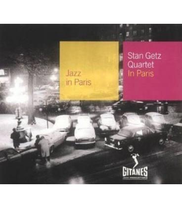 The Stan G.Quartet In Paris-1 CD