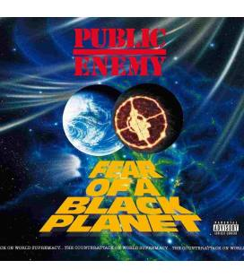 Fear Of A Black-1 CD