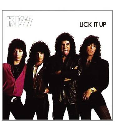Lick It Up-1 CD