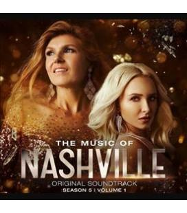 The Music Of Nashville Original Soundtrack Season 5 Volume 1-1 CD