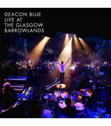 Live At The Glasgow Barrowlands-2 CD+1 DVD