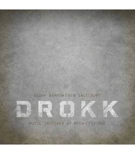 Drokk: Music Inspired By Mega-City One-1 CD