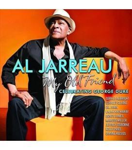 Al Jarreau, Celebrating George Duke-1 CD