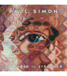 Stranger To Stranger-1 CD
