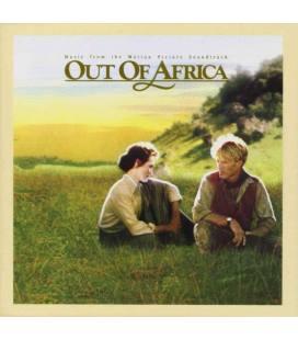 Memorias De Africa (1)-1 CD