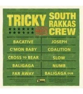 Tricky Meets South Rakkas Crew-1 CD