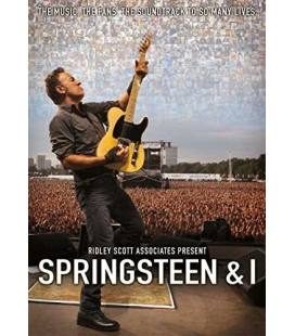 Springsteen & I-1 DVD