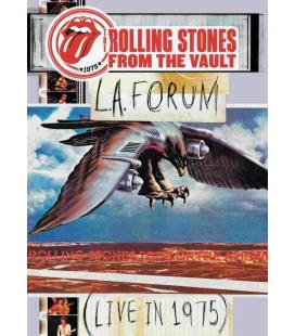 From The Vault L A F-1 DVD