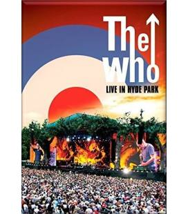 Live In Hyde Park-1 CD