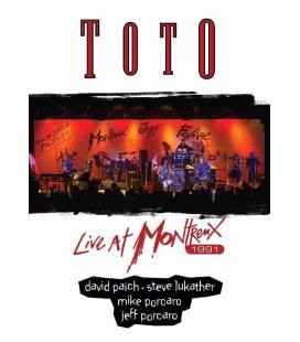 Live At Montreux 1991-1 DVD