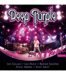 Deep Purple & Orchestra, Live At Montreux 2011-2 CD