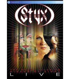Grand Illusion & Pieces Of Eight-1 DVD