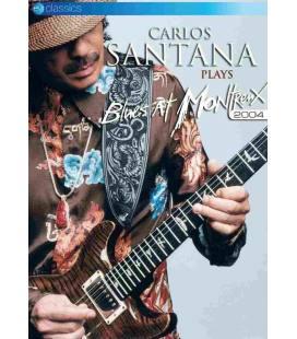 Plays Blues At Montreux
