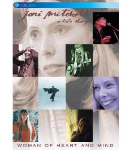 Woman Of Heart And Mind-1 DVD