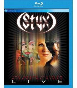 Grand Illusion & Pieces Of Eight-1 BLU-RAY