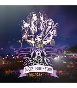 Rocks Donnington 2014-3 CD BOX
