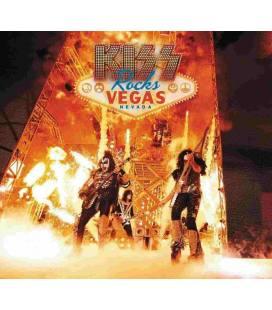 Rocks Vegas Dvd Y Cd