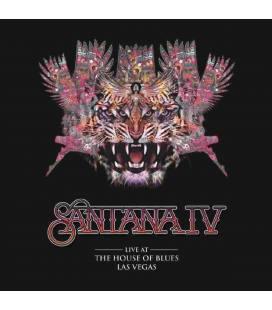 Santana IV Live House Of Blues-3 DVD