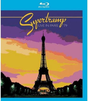 Live In Paris 79-1 BLU-RAY