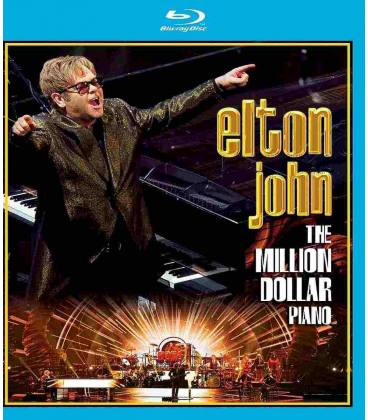 The Million Dollar Piano-1 BLU-RAY