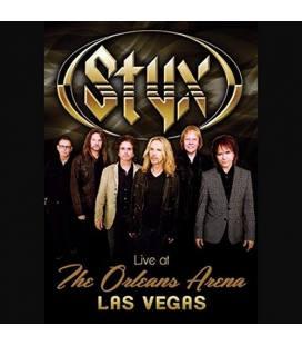 Live At Orleans Arena Las Vegas-1 BLU-RAY