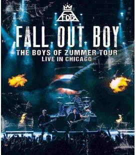 Boys Of Zummer Live In-1 BLU-RAY