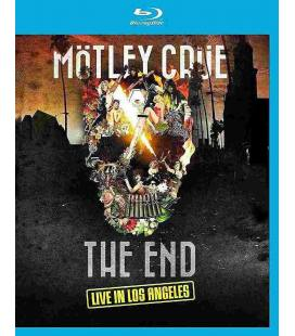 The End-Live In La-1 BLU-RAY