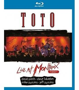 Live At Montreux 1991-1 BLU-RAY