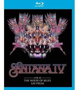 Santana Iv: Live House Of Blues-1 BLU-RAY