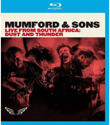 Live In South Africa-1 BLU-RAY