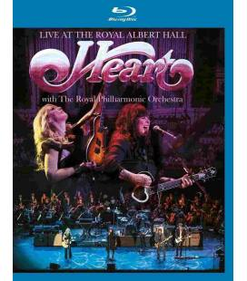 Live At The Royal Albert Hall-1 BLU-RAY