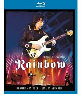 Ritchie Blackmore'S Rainbow Memories In-1 BLU-RAY