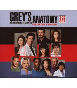 Grey'S Anatomy-3 CD BOX
