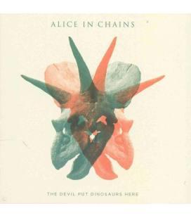 The Devil Put Dinosaurs-1 CD