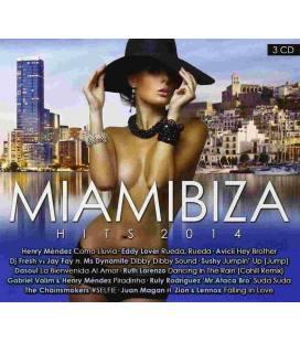 Miamibiza Hits 2014-3 CD
