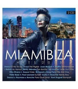 Miamibiza Hits 2015-2 CD