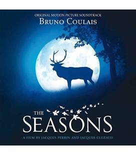 Bruno Coulais, B.S.O. Las Estaciones-1 CD