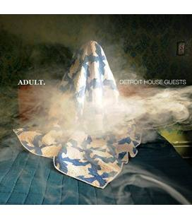 Detroit House Guests-1 CD