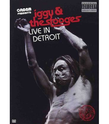 Live In Detroit 2003-1 DVD